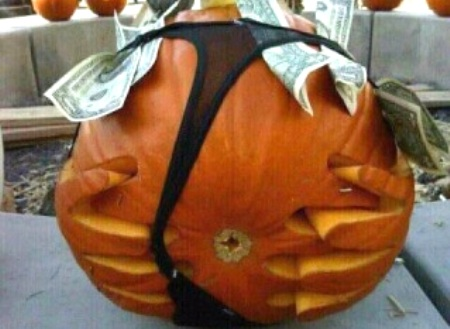 Stripperpumpkin