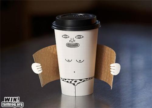 Coffeecupflasher