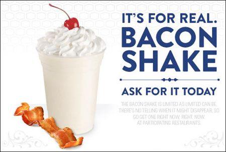 Baconshake