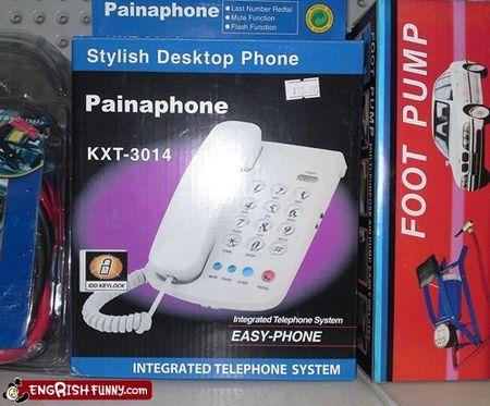 Painfulphone