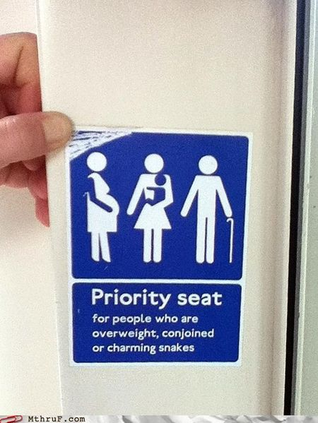 Priorityseat