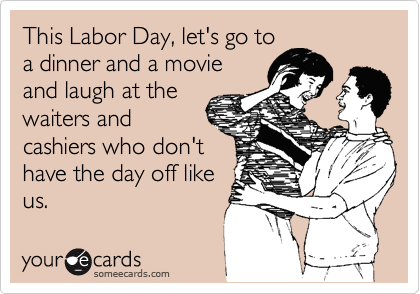 Image result for labor day funny