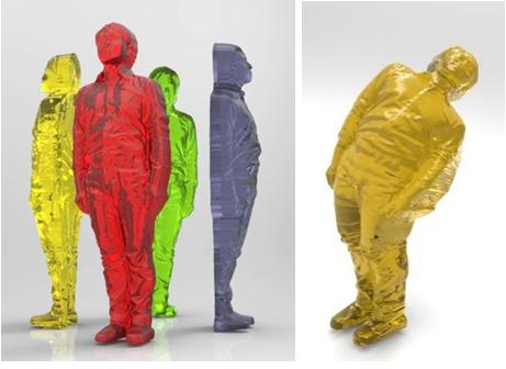 Gummy-humans