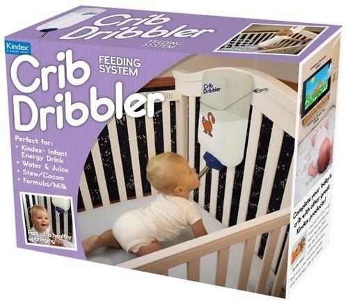 Cribdribbler
