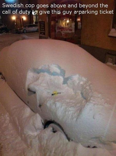 Snowticket