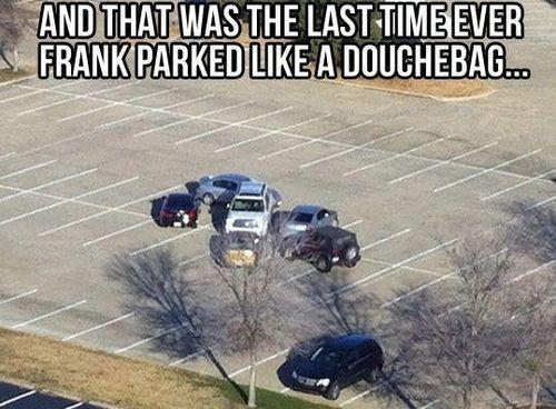 Douche park