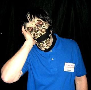 Jason bored 2