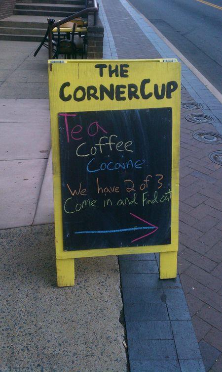 Cornercup