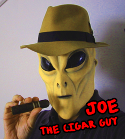Joe the cigar guy