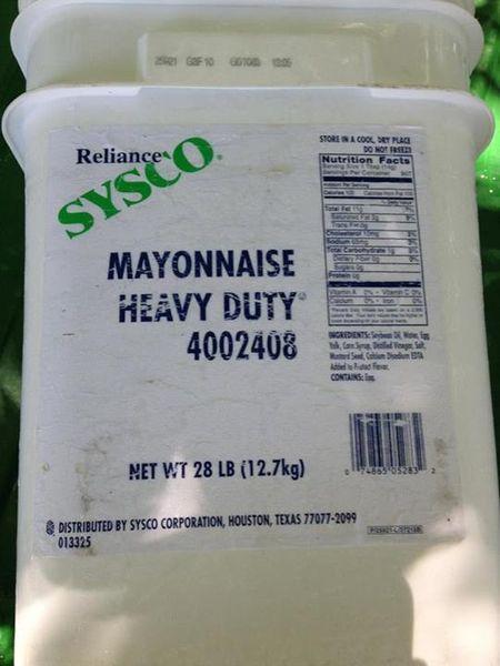 Heavydutymayo