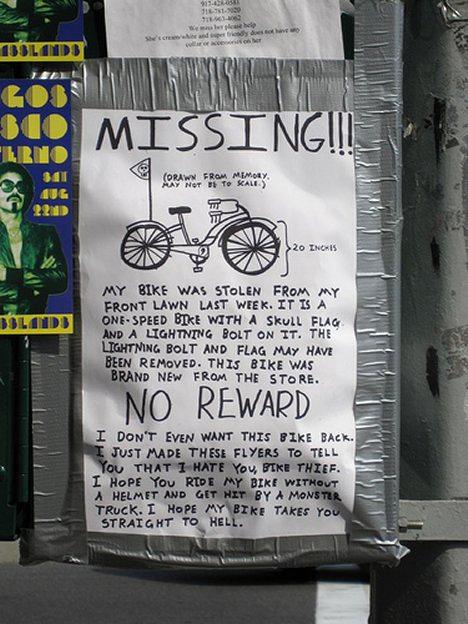 Missingbike