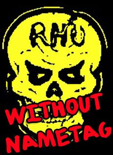 Without nametag