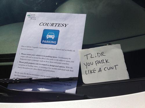 Cuntyparking