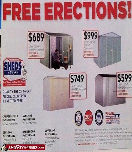 Freeerections