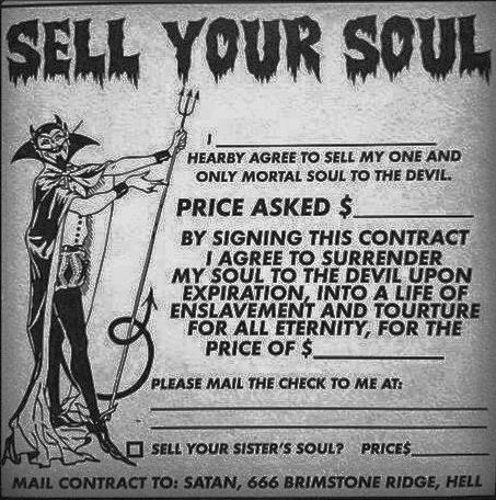 Seele Verkaufen