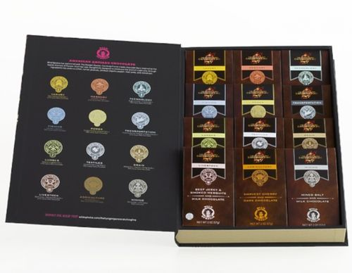 Hunger Games Chocolate Library  Hot Seller or Markdown  84d3b455179b
