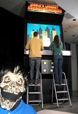 Jason arcade