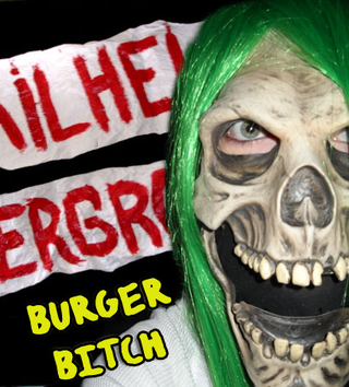 Burger bitch yellow
