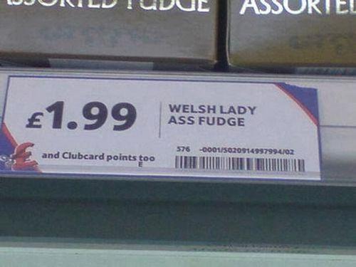 Assfudge
