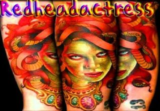 Redheadedactress
