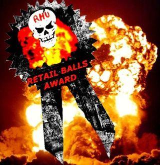 Balls award5