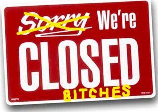 Closed bitch