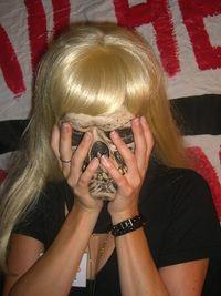 Carolanne facepalm