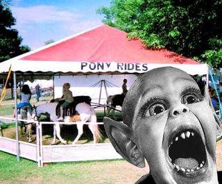 Hellspawn pony 1