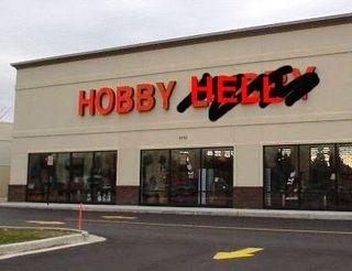 Hobby Hell