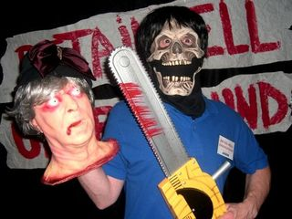 Jason chainsaw