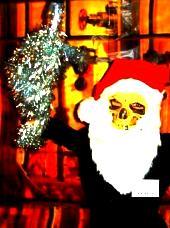 Santa Skull FU 3