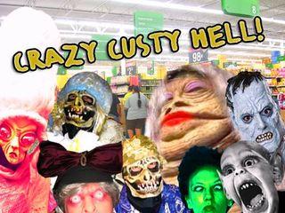 Crazy custy hell