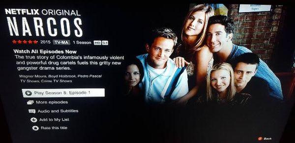 Retail Hell Underground: Netflix Fails: The Dark Side of Friends