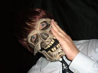 Freddy face pat