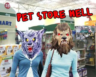 Pet store hell