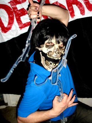 Jason ninja hangers