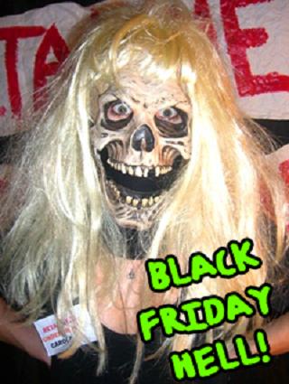 Black friday hell