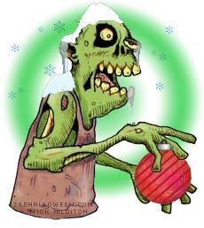 Holiday-zombie