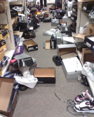 Shoe hell 3