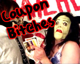Coupon bitches