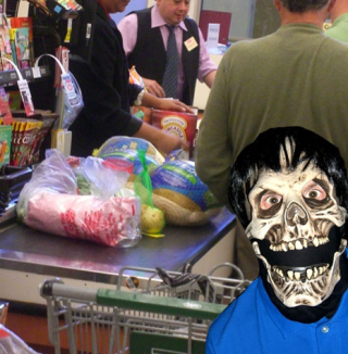 Grocery hell 3