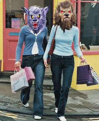 Wolfshoppers