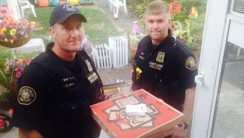 Policepizza