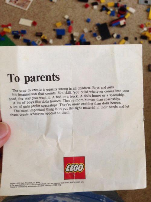 Legoparents