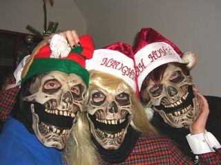 Skully trio