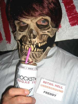 Freddy rockstar