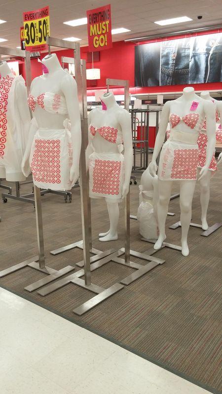 Targetmannequins