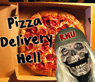 Pizza Delivery Hell