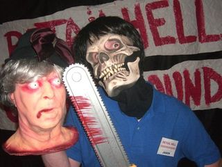 Jason and victim