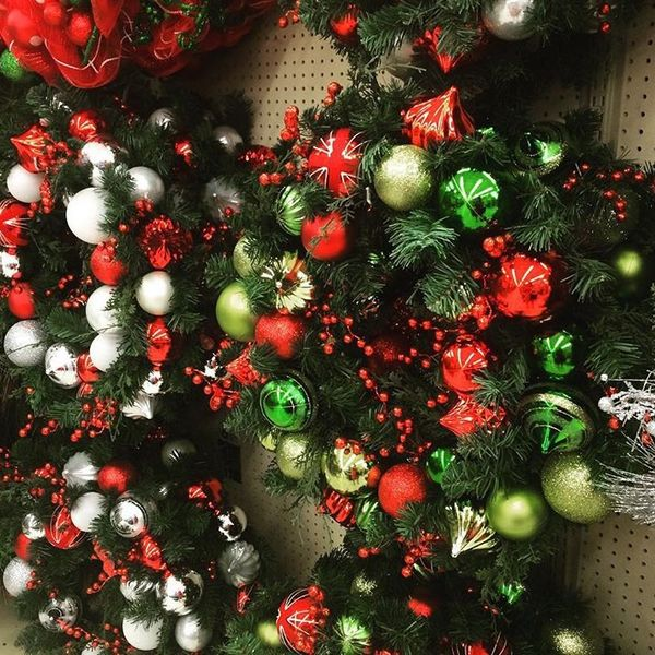 retail underground the christmas creep is on cvs hallmark - Hobby Lobby Christmas Wreaths